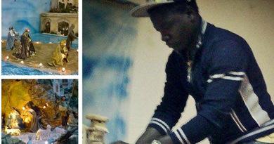 Intervista a Giuseppe Ottoveggio, artigiano presepiale di Petrosino