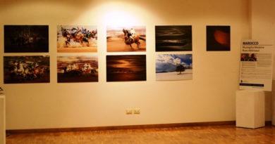 Mazara. Inaugurazione mostra alla galleria Santo Vassallo