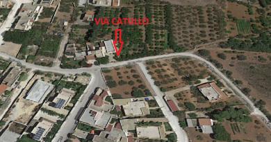 """Mazara. Una telespettatrice: """"I residenti di via Catullo e via Ovidio non sono cittadini di serie C. Strade senza asfalto, luce e marciapiedi"""""""