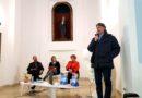 """Campobello di Mazara. Pubblico nutrito e attento alla presentazione del 2° romanzo di Umberto Rubino """"Vieni e vola via con me"""""""