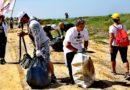 Il M5s Trapani celebra la Giornata Mondiale della Terra ripulendo dalla plastica (e dagli altri rifiuti) una parte importante del territorio delle nostre contrade: la spiaggia di Marausa, litorale di Misiliscemi