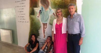 Mazara, murales nelle scuole di competenza comunale