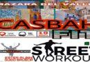 Mazara. Domenica Casbah Fit Street Workout. Raduno ore 19 piazza Plebiscito