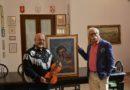l maestro Michele Ramo dona un violino al comune di Mazara del vallo (video)