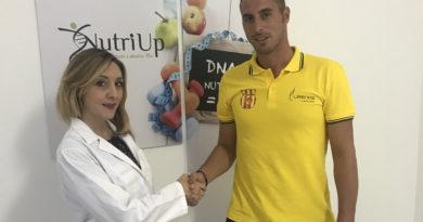 Anche Nutriup sposa il progetto dell' asd mazarese