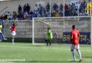 Mazara rullo compressore con il Castelbuono. i canarini vincono 6-0, tripletta del bomber  Messina