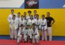 """Taekwondo del maestro Russo:  tredici """"fighter"""" con tredice medaglie"""