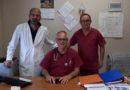 """Oncologia:   primo impianto di """"picc port"""" all'ospedale di Castelvetrano"""