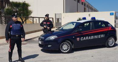 Trapani: evade dai domiciliari subito dopo il controllo. arrestato dai carabinieri