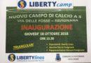 Nuovo campo di calcio a 5, in via delle Fosse a Favignana