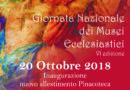 Giornate Nazionali dei Musei Ecclesiastici 2018. Il Museo Diocesano di Mazara inaugura  il nuovo allestimento della Pinacoteca