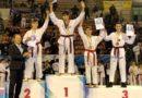 il giovane Alessandro Gancitano medaglia di bronzo nel taekwondo  ai campionati italiani di ancona