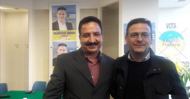 Incontro di Salvatore Quinci alla comunità maghrebina su integrazione e accoglienza