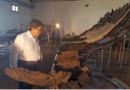 Esposto a Marsala il relitto della nave di Marausa nel nome di Sebastiano Tusa