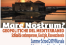 """Marsala. Una """"Riflessione Sul Mediterraneo"""" Questo Il Tema Della Summer School 2019"""