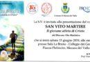 Mazara presentazione del volume San Vito Martire