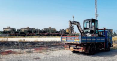 """Erice, aperto il cantiere dell'impianto sportivo di """"Villa Mokarta"""": i lavori dureranno 12 mesi"""