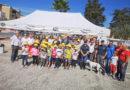 350 bambini al karting in piazza a Erice: visita del prefetto Ricciardi