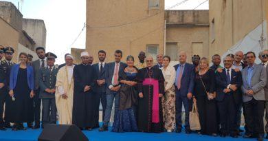 """Il 20 ottobre, nella """"piazza blu"""" di Mazara del Vallo, l'Invocazione Rotariana per la Pace fra i Popoli con  rappresentanti  di diverse religioni"""