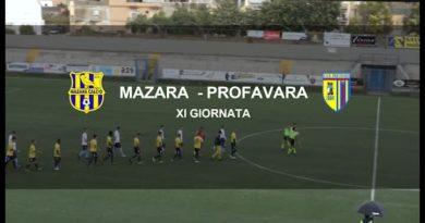 MAZARA VS PROFAVARA<span class='video_title_tag'> -Video</span>