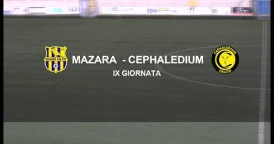 MAZARA vs CEPHALEDIUM    3 – 1<span class='video_title_tag'> -Video</span>