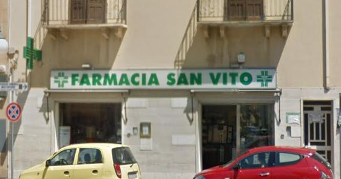 A Mazara un'altra rapina ai danni della farmacia San Vito ...