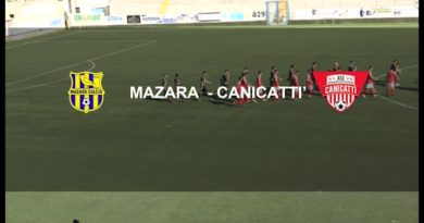 MAZARA VS CANICATTI<span class='video_title_tag'> -Video</span>