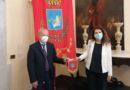 Matilde Corso lascia la Polizia di Stato di Marsala. Oggi il saluto al Sindaco Alberto Di Girolamo