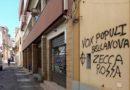Scritta contro ministro Bellanova a Marsala. Ennesimo episodio firmato da gruppi di ispirazione nazifascista