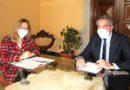 Flag Trapanese. L'Assessore Alagna e la Presidente Patti fanno il punto della situazione. La nuova progettualità