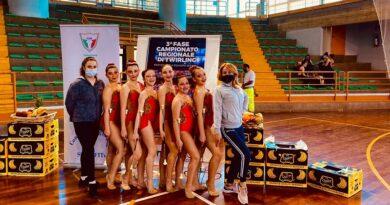 L'ASD le Farfalle Mazara voleranno al Campionato Italiano FITW (Federazione Italiana Twirling)