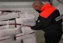 Mazara del Vallo. La Guardia Costiera sequestra 450 kg di prodotto ittico non a norma