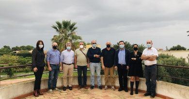 Tutela della biodiversità e cooperazione tra Aree Marine Protette della Sicilia occidentale e di Malta: incontro operativo del progetto AMPPA